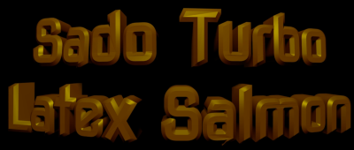 Sado Turbo Latex Salmon,  Image